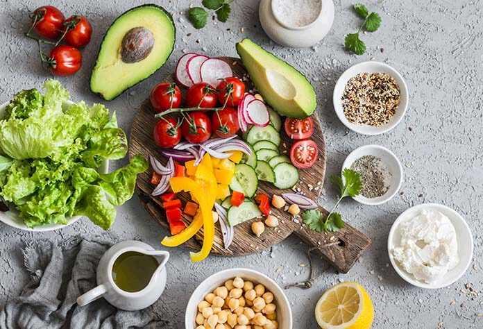 Three Easy Diabetic-Friendly Salads